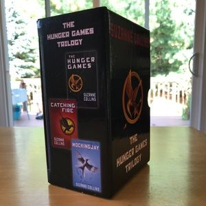 The Hunger Games Trilogy by Suzanne Collins new